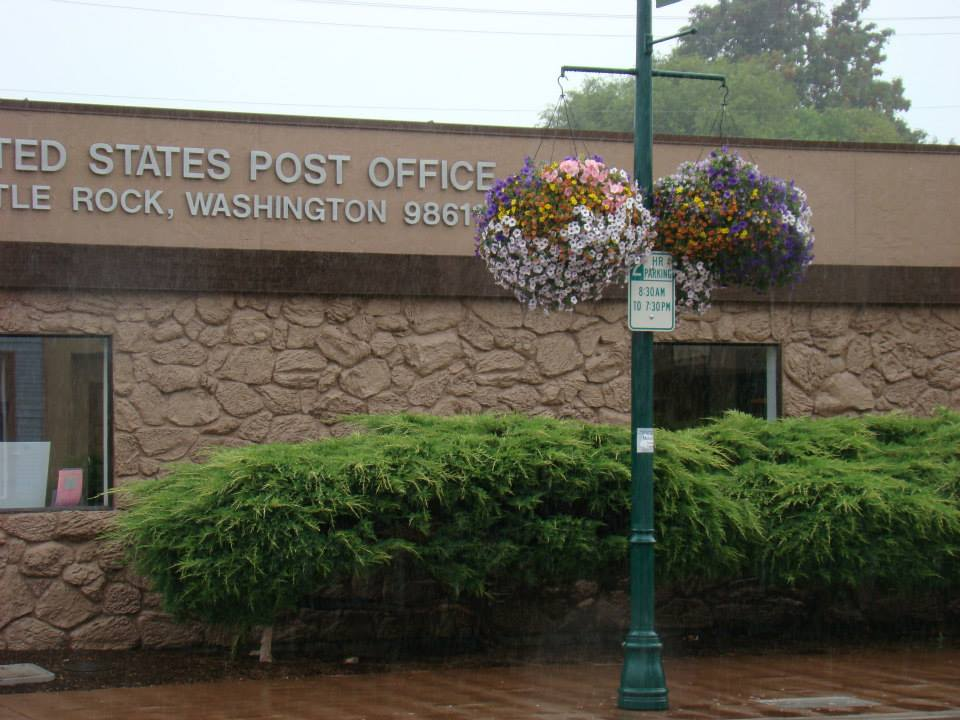 Castle Rock Post Office 2015